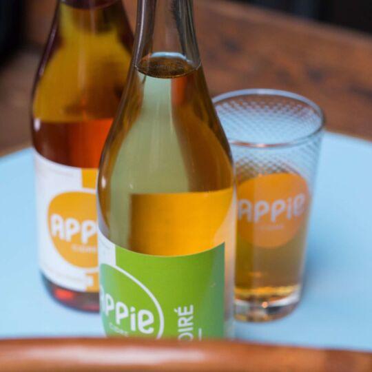 Cidre APPIE - LE POIRÉ (4.1%) - 6 x 75cl APPIE