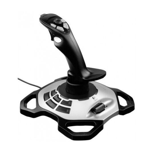 Joystick filaire Extreme 3D Pro - 942-000031 - Noir/Argent