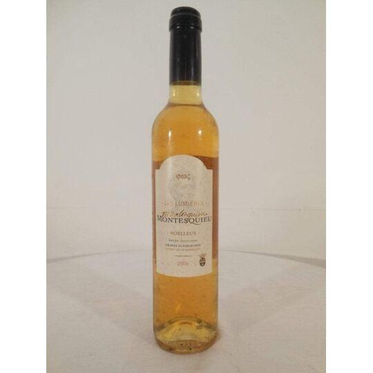50 Cl Graves Supérieures Montesquieu Liquoreux 2006 - Bordeaux.