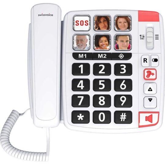 Téléphone Filaire Swiss Voice Xtra 1110