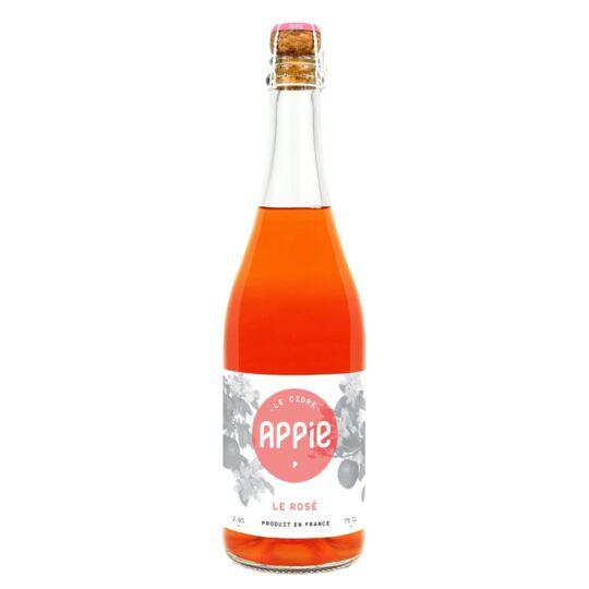Cidre APPIE - LE ROSÉ (2.9%) - 75cl APPIE
