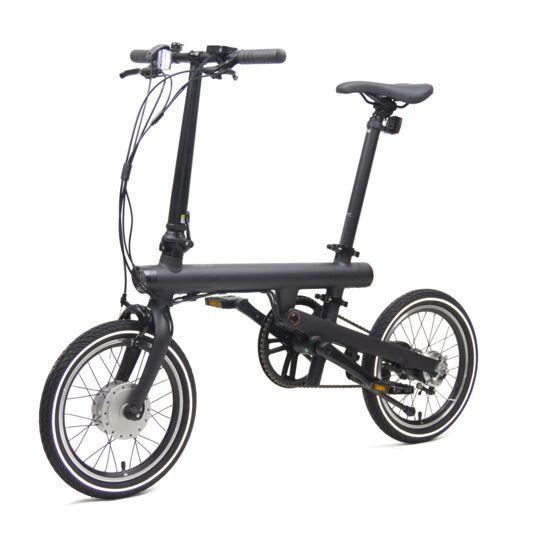Vélo électrique pliable - YZZ4016GL - Noir