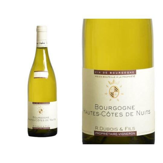 Domaine R Dubois & Fils Hautes Côtes De Nuits Blanc 2018 - Vin  Blanc