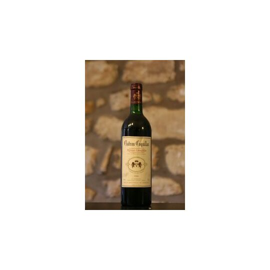 Vin Rouge, Chateau Coquillas 1986
