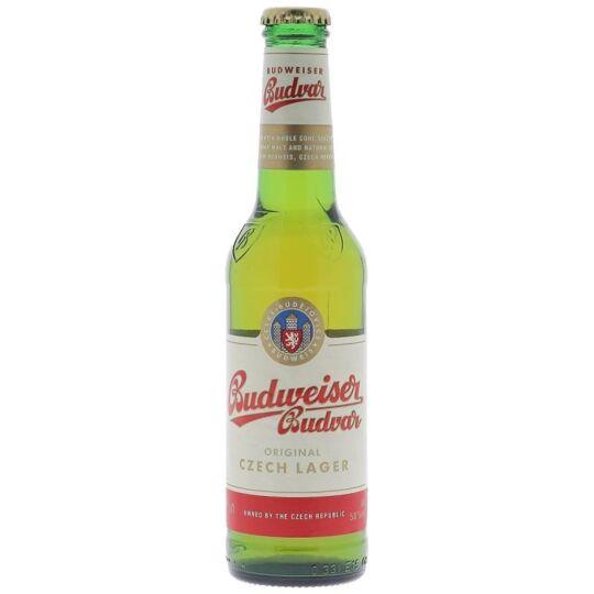 Budweiser Budvar 33cl BUDVAR