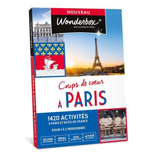 Coups De Cœur À Paris WONDERBOX