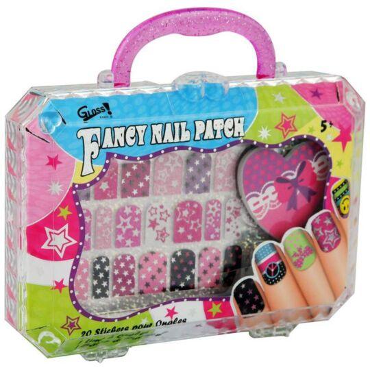 Coffret Cadeau De Maquillage Enfant - Spécial Ongles - Fancy Nail GLOSS