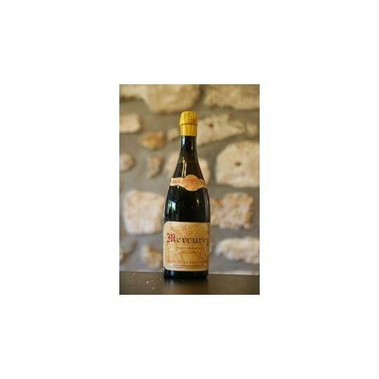 Vin Rouge, Caveau De La Fauconniere 1964 1964