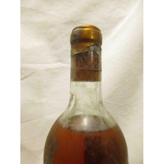 Premières Côtes De Bdx Ch Gravelines Année Visible Sur Bouchon Liquoreux 1952