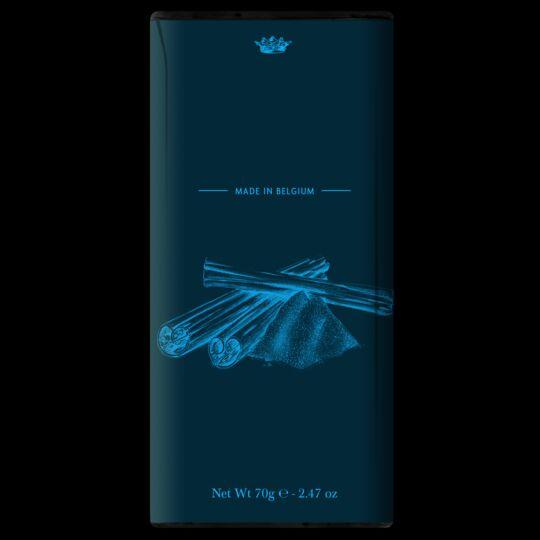 Tablette de chocolat au lait 37% - Cannelle CHOCOLAT DOLFIN