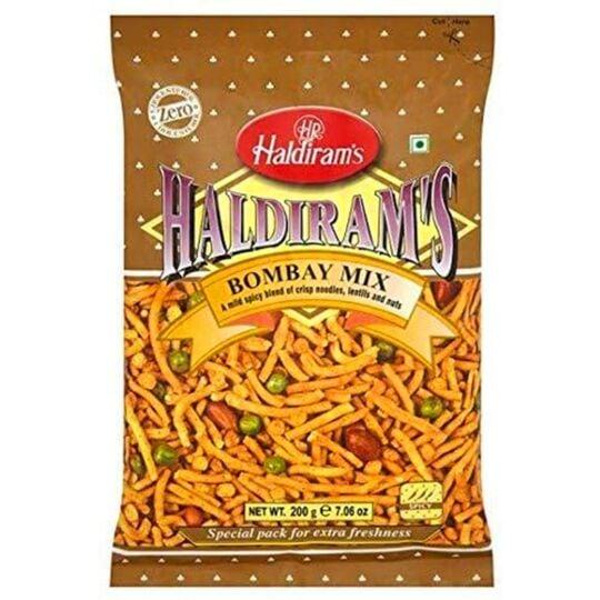 Namkeen apéritif indien Bombay mix 200g HALDIRAM'S