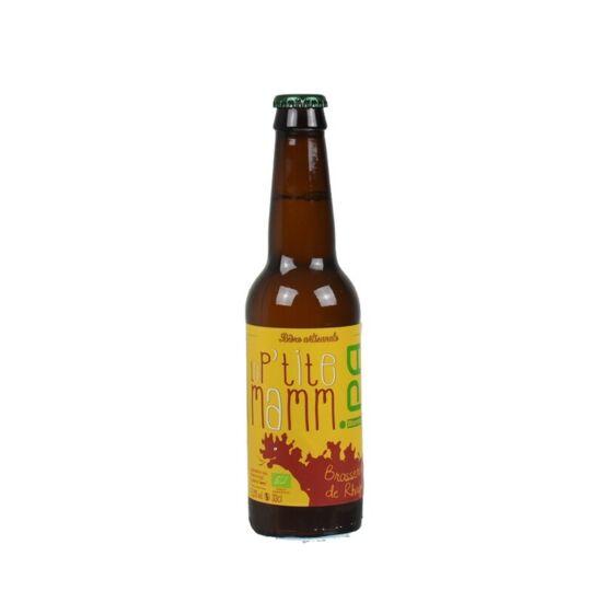Biere Ipa Brasserie De Rhuys 33 Cl