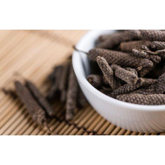 Poivre Long Noir Bio Fairtrade Igp De Kampot - 100g - Hecosfair HECOSFAIR