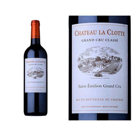 Château La Clotte 2016 - Vin  Rouge