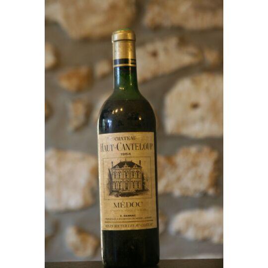 Vin Rouge, Château Haut Canteloup 1964 1964