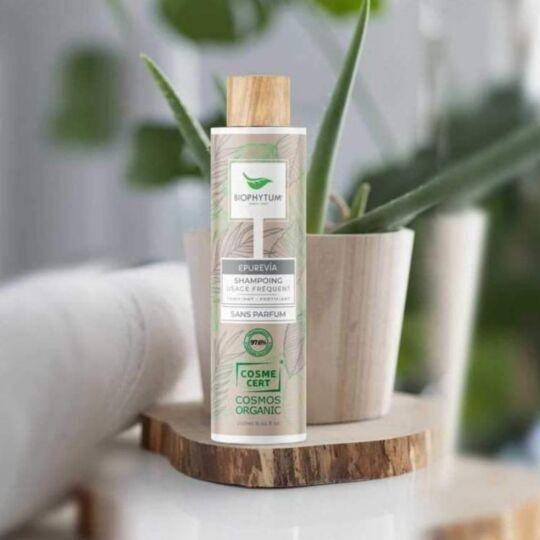 Shampoing Epurevia Usage Frequent 250 Ml BIOPHYTUM