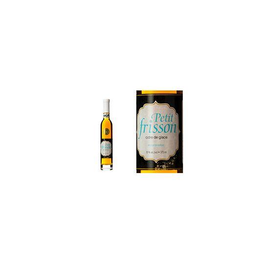 Cidre De Glace Petit Frisson 37,5cl - Vin  Blanc
