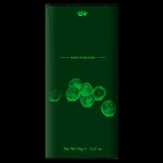 Tablette de chocolat au lait 37% - Noix de Macadamia caramélisées CHOCOLAT DOLFIN