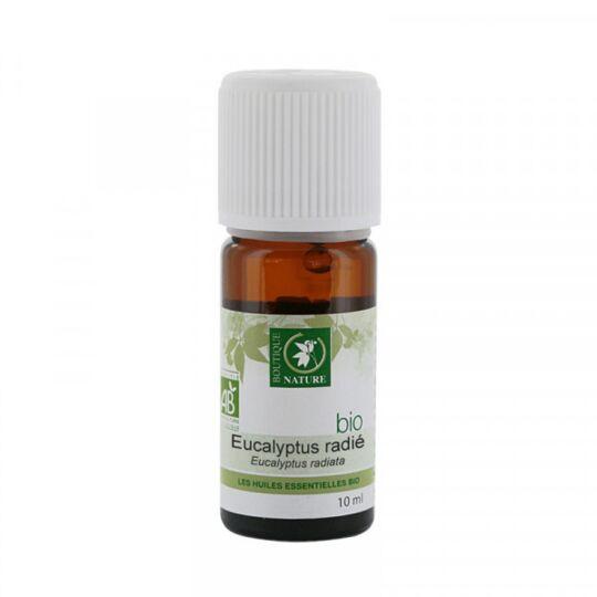 Huile Essentielle Eucalyptus Radiata Bio - 10 Ml BOUTIQUE NATURE