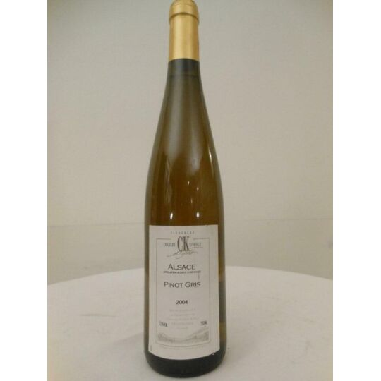 Pinot Gris Koehly Blanc 2004 - Alsace.