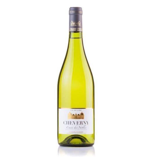 Cuvee Des Nobles 2018 Cheverny - Vin Blanc De Loire AUCUNE
