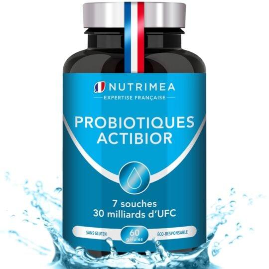 Probiotiques et Prébiotiques - Complément Alimentaire NUTRIMEA