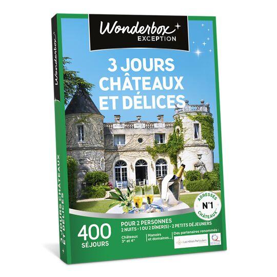 3 Jours Châteaux Et Délices WONDERBOX