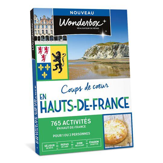 Coups De Cœur En Hauts-de-france WONDERBOX
