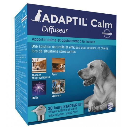 Adaptil Calm Diffuseur Et Recharge, Diffuseur + Recharge 48 Ml ADAPTIL