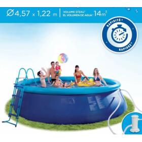 CARREFOUR Kit piscine autoportante RIO - Dia 457 x H 122 cm