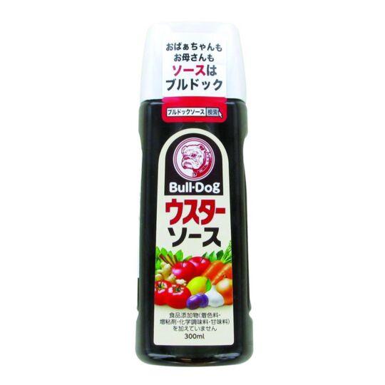 Sauce Japonaise Worcestershire / Worcester À Base De Fruits Et De Légu 6 Bouteilles BULLDOG
