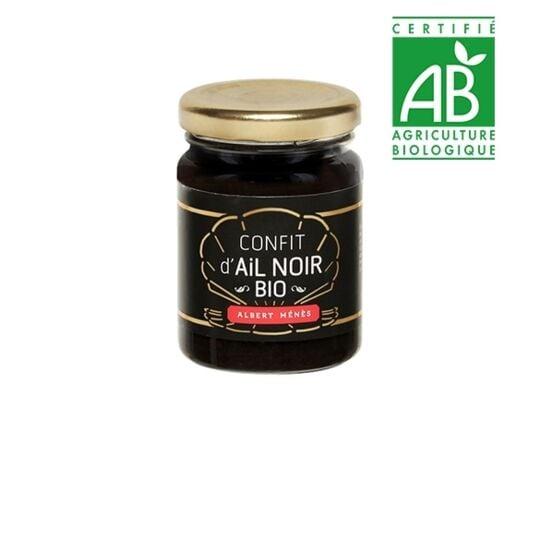 Confit D'ail Noir Bio