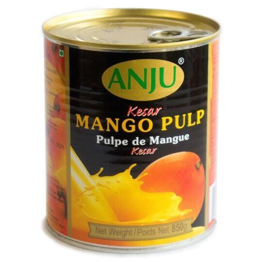 Pulpe de mangues indiennes 850g ANJU