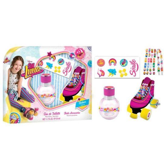 Soy Luna Coffret Enfant Avec Eau De Toilette 100ml - 3pcs DISNEY