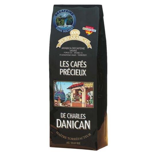 Café Arabica Décaféiné 250g Grains