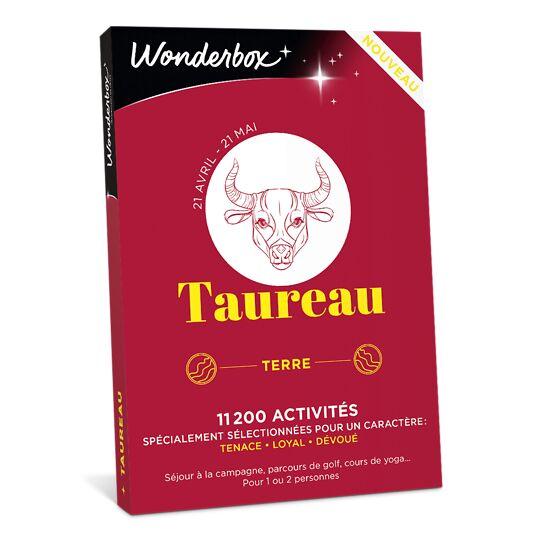 Astrologie - Taureau WONDERBOX