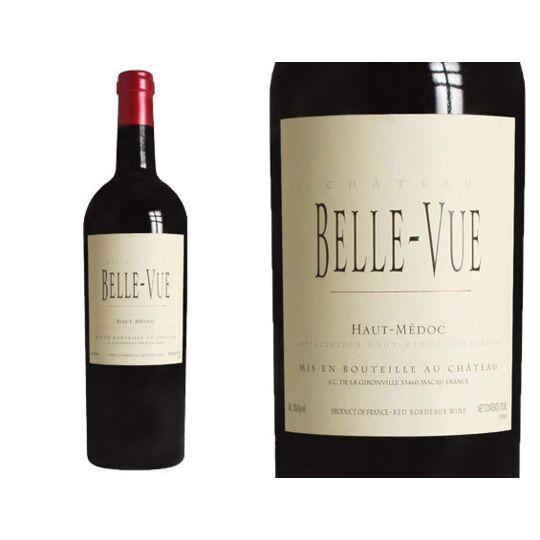 Château Belle-vue 2016 - Vin  Rouge