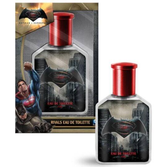 Batman Vs Superman Eau De Toilette Fraîche Pour Enfant 75ml MARVEL