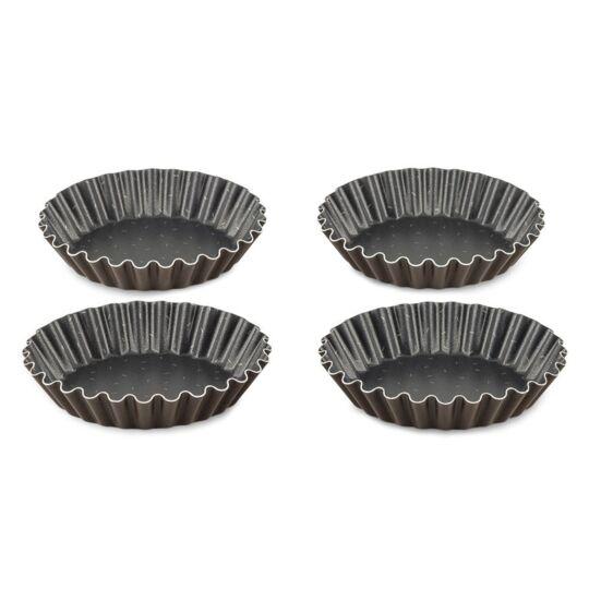 Set de 4 moules à tartelettes 11 cm Success Tefal