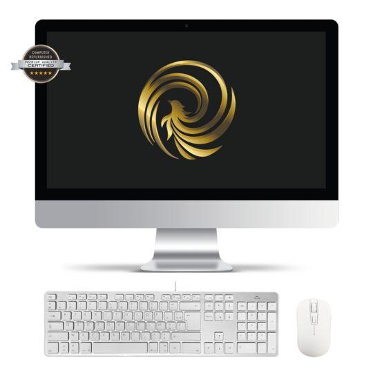"REBORN iMac 21.5"" reconditionné - ME086LL/A - Silver"