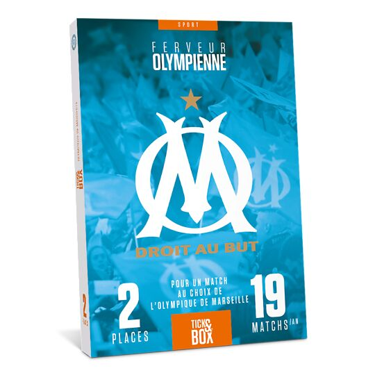 Om - Olympique De Marseille WONDERBOX