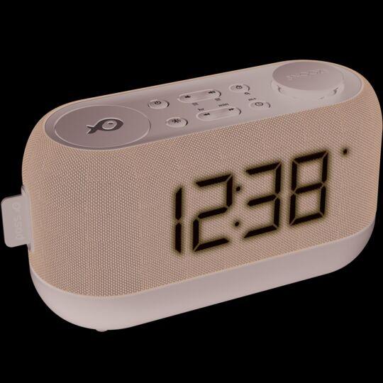 Radio-réveil digital - PSCR12 - Noir
