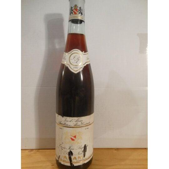 Pinot Noir Adam Jb Rouge 1982 - Alsace. ADAM
