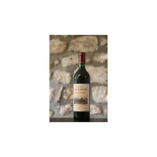 Vin Rouge, Château Les Bardes 1970 1970