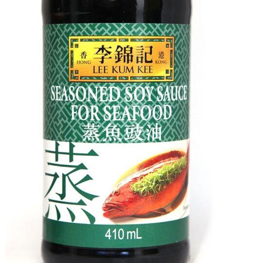 Sauce Pour Poisson À La Vapeur 410ml Lee Kum Kee ASIAMARCHE