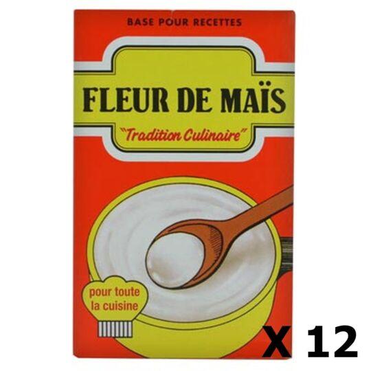 Lot 12x Fleur De Maïs - Sans Gluten - Boîte 350g AGIDRA