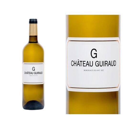 Le G De Guiraud 2018 - Vin  Blanc
