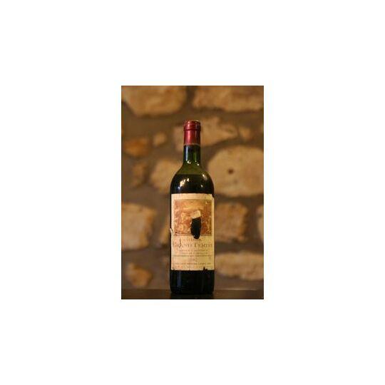 Vin Rouge, Cotes De Castillon, Château Grand Tertre 1982