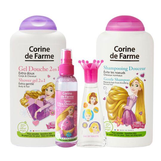 Bain Des Filles Avec Mes Princesses Disney CORINE DE FARME