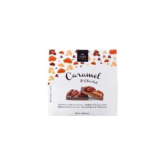 Caramel & Chocolat - Chocolat au lait & Noix de Pécan (200g) CHOCOLAT DOLFIN